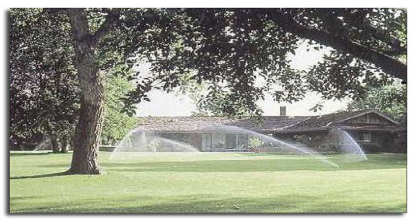 Sprinkler/Irrigation Systems