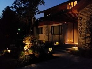 kansas city area residential and commercial landscape lighting
